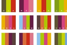 Color Schemes / by Lizzy Zumbaugh