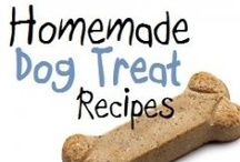 Dog Treats / Disclaimer - I have not yet tried any of these! / by Jane Laycock