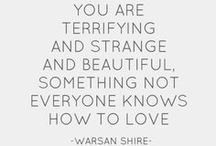 quotes / by Terrah Johnson