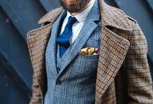 Style / Suiting and men's fashion / by Leighton Hickman
