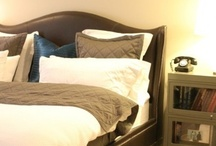 """Master Bedroom & Bath / ideas to """"finish"""" the master suite / by Julie Loves Home"""
