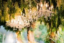 Reception - Tablescape / by Wynter Pate