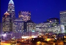 Queen City / Charlotte, North Carolina / by Charlotte Bobcats