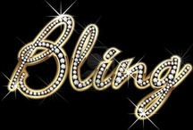 BLING BLING / by Alex Woolard