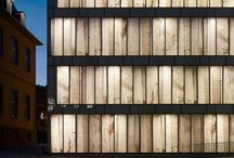 architecture / by Caroline de la Ronde
