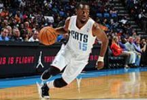 Bobcats Team / by Charlotte Bobcats