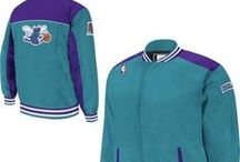 Charlotte Hornets Retro Gear / by Charlotte Bobcats