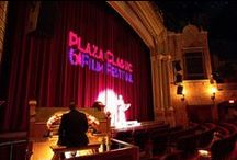Plaza Classic Film Festival / The world's largest classic film festival!  The Plaza Classic Film Festival was created in 2008 to celebrate our rich cinema history and rekindle the joy of communal film-going – perfectly exemplified by the historic and newly restored, Plaza Theatre.  / by Visit El Paso