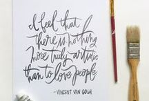 FONTASTICLY ✎ TYPOGRAPHICAL  / Fonts & Typography / by Molly Long