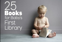 Books for babies / Great books for babies because babies love book too! / by Brittany @ Love, Play, Learn