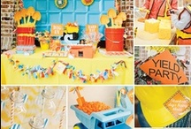 Boys' Birthday Ideas / by Melissa MacGregor