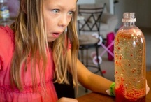 SCIENCE ACTIVITIES / Raise a scientist with these wonderful science exploration activities. Science experiments for kids, hands-on science activities for kids, and science learning activities.  / by Brittany @ Love, Play, Learn