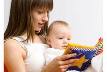 Teaching Children a Love for Reading / Tips on raising a child with a love for reading.  / by Brittany @ Love, Play, Learn