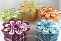Baskets Boxes & Bags / by Margaret Raburn