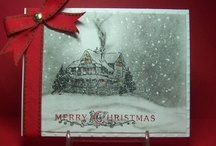 Cards - Christmas Lodge SU / by Margaret Raburn