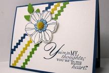 Cards - Clean & Simple  / by Margaret Raburn