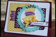 Cards - Cake & Cupcake SU sets / cards made from Stampin' Up! sets featuring cake and cupcake images / by Margaret Raburn