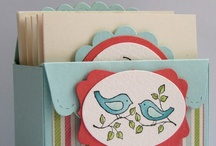 Card Boxes and Holders / by Margaret Raburn