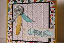 Cards - Feathers / by Margaret Raburn