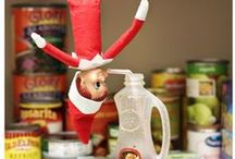 ELF ON THE SHELF / Here you will find ideas for the Elf on the Shelf / by Brittany @ Love, Play, Learn