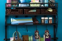 My Craft Room / by Deziree Sutliff