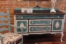 Furniture - refinished / by Gerri Seal