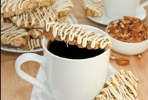 biscotti / hard little coffee cookie shits. / by julie