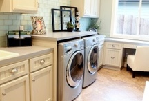 Laundry rooms / by Judy Kennerly