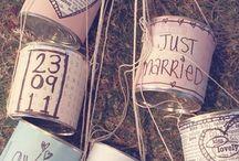 Wedding Ideas / Wedding inspiration and ideas / by Cheryl Dobson