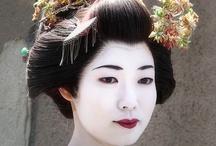 Geisha, Oiran, Maiko / by Yorke Antique Textiles