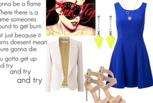 Polyvore: Zip it / Outfits from my fashion blog: http://zipit.onsugar.com/ / by Fabiola Meza