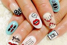 Nails - Nail Art Ideas / The latest nail trends, tutorials, techniques and nail art inspiration!  / by Cheryl Dobson