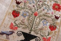 Cross stitch / by Sylvia