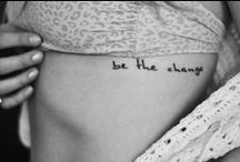 Ink ♥ / by Haley Childress