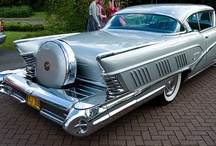 Classic cars / Cars built in the postwar period / by Andre Simpson