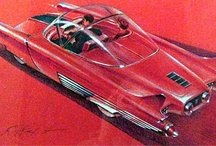 Prototypes & concept cars / by Andre Simpson