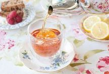 Tea Party / Put those pinkies up and have an old-fashioned tea party! Think simple and elegant with tasty finger food and a beautiful range of teas. / by Epicure