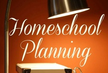 Homeschooling/Teaching / by Roxanna Alcantra