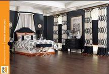Rowley Master Bedroom Roomscape / by Rowley Company