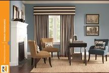 Masculine Home Office Trends / by Rowley Company