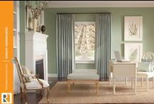 Feminine Home Office Trends / by Rowley Company