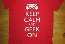 Geek / by Buzz Bishop