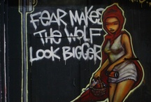 Street Art / by Carolina Hernández