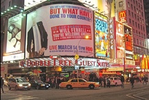 Broadway- Great White Way / by Gabrielle Fredericks