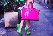 Bags and Shoes / by What a Closet