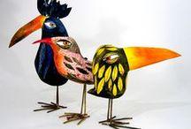 Art - Bird Art / by Cindy Guard