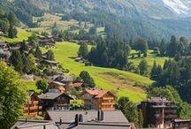 Switzerland / by Igor Mamantov