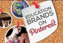 EDUCATION BRANDS ON PINTEREST / by Power of Pinterest Book