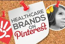 HEALTHCARE BRANDS ON PINTEREST / by Power of Pinterest Book