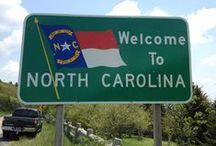 North Carolina / by Igor Mamantov